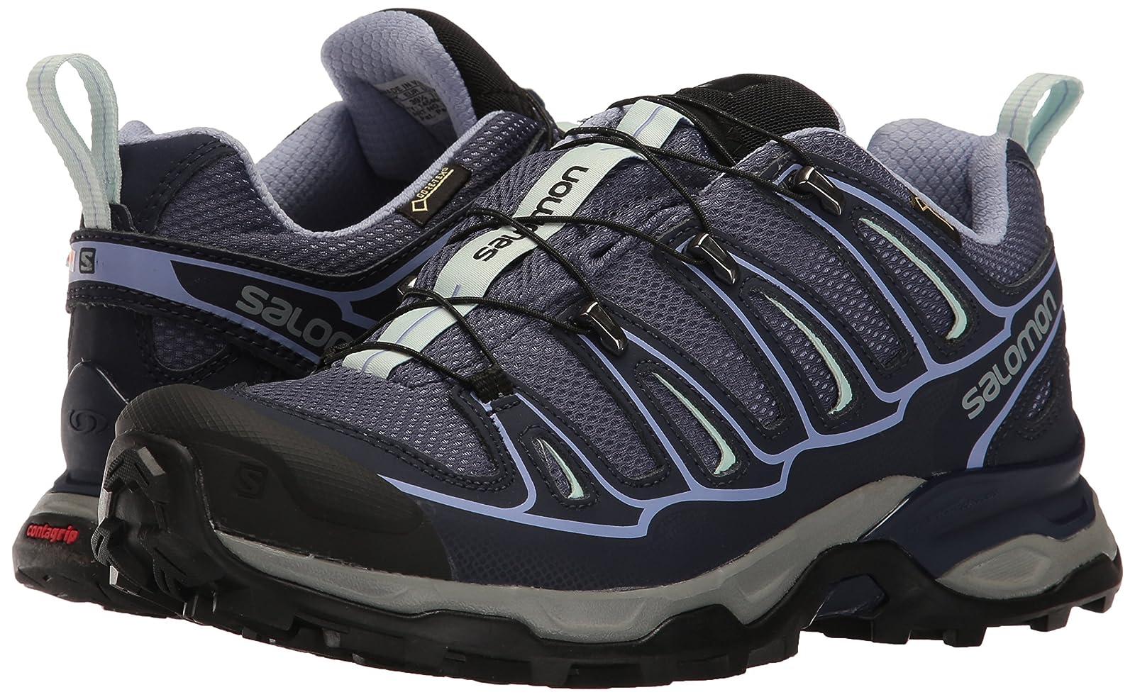 Salomon Women's X Ultra 2 GTX W Hiking Shoe 7 M US - 6