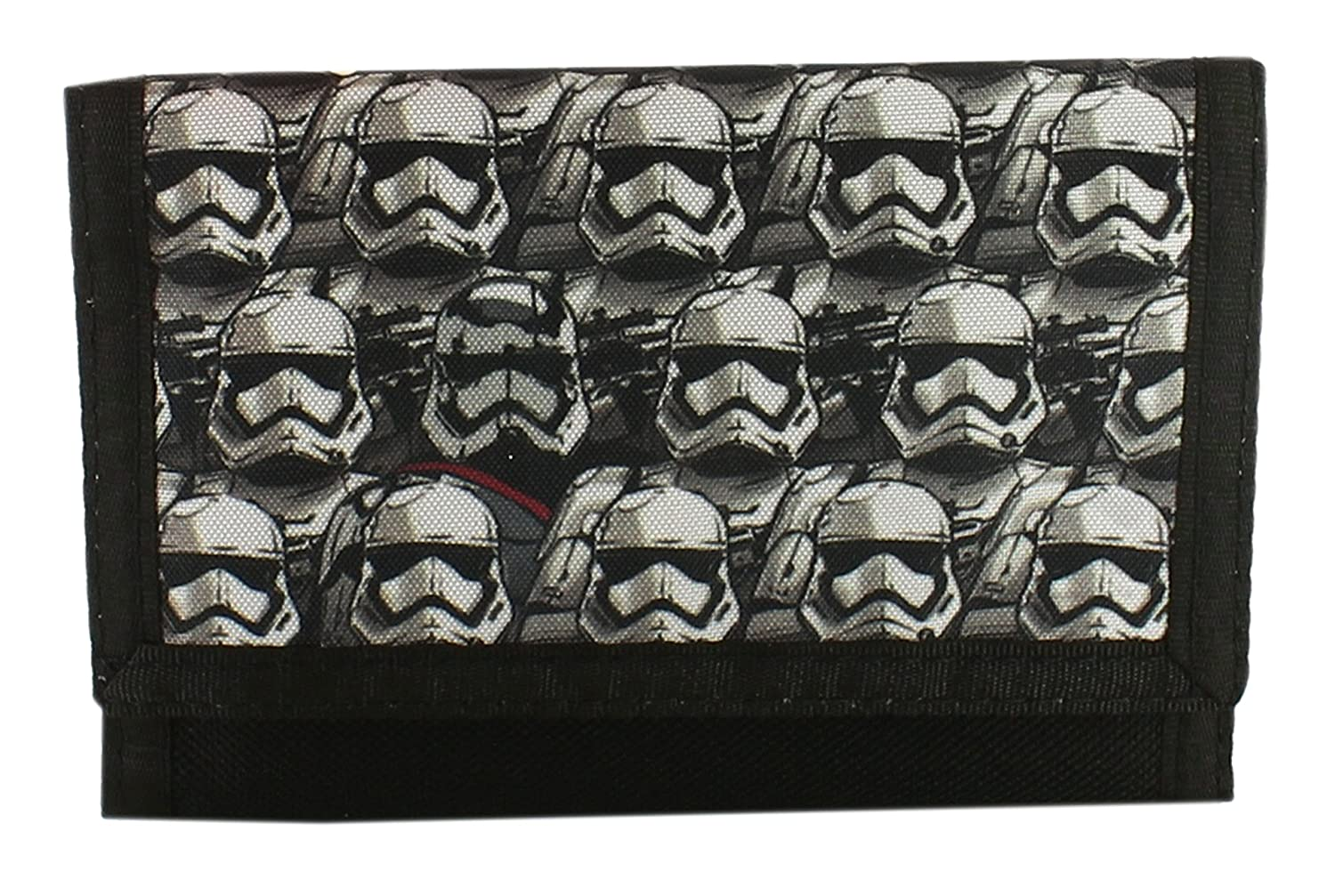 Star Wars Wallet 2 Bags & Accessories Synthetic Material Kids Wallets & Purses Black/White