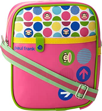 FAB Starpoint Big Girls' Paul Frank Junior International Agent Flight Bag