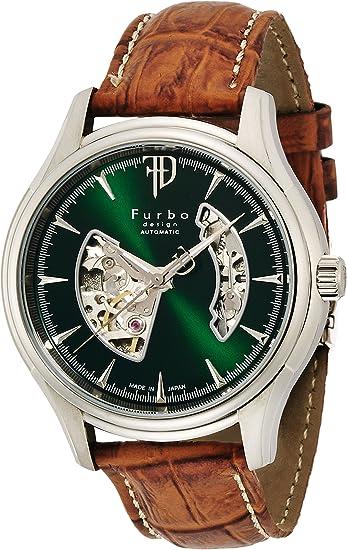 [フルボデザイン] 腕時計 F5025SGRBR ブラウン