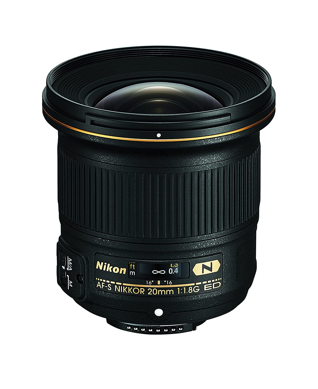 Nikon JAADA Objetivo para Nikon distancia focal fija mm diámetro: mm negro