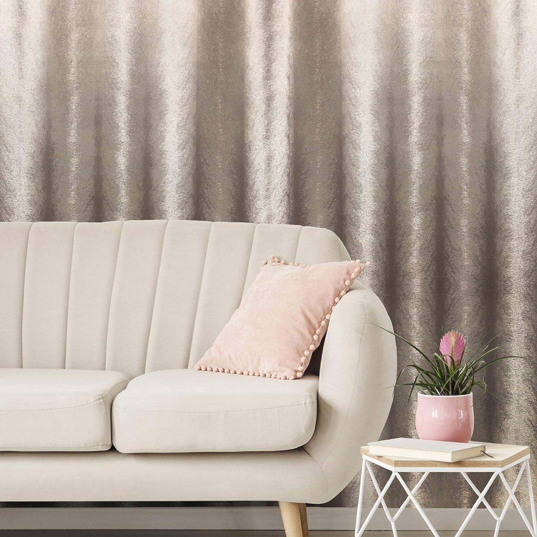 Amazon Com Theia Fur Rose Gold Wallpaper Home Improvement