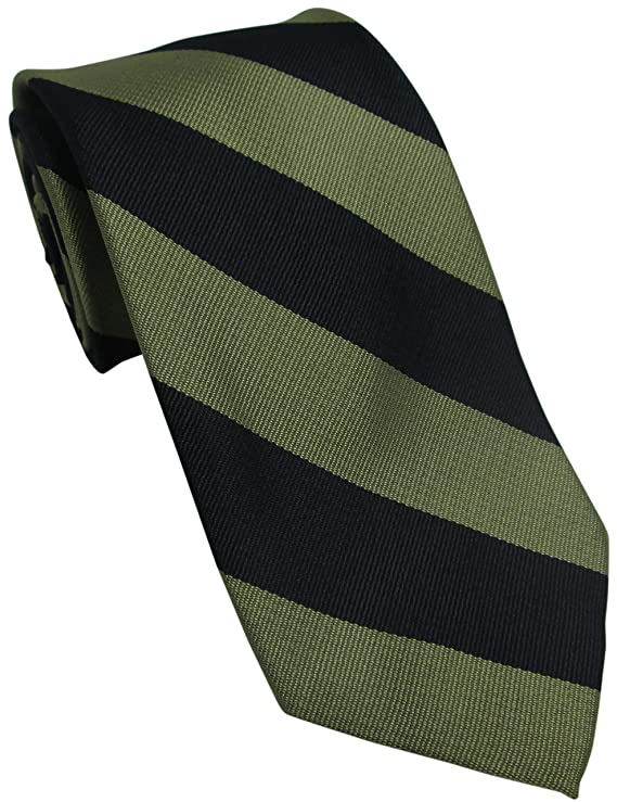 Ties Unlimited Los Conjuros Regimental Tie: Amazon.es: Ropa y ...
