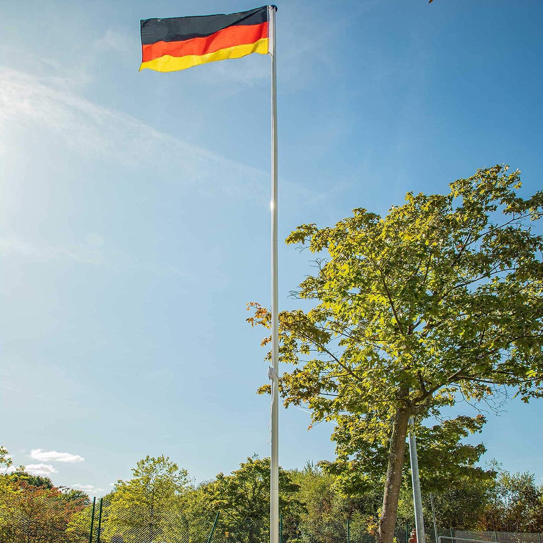 GAH-Alberts - Mástil para banderas: Amazon.es: Jardín