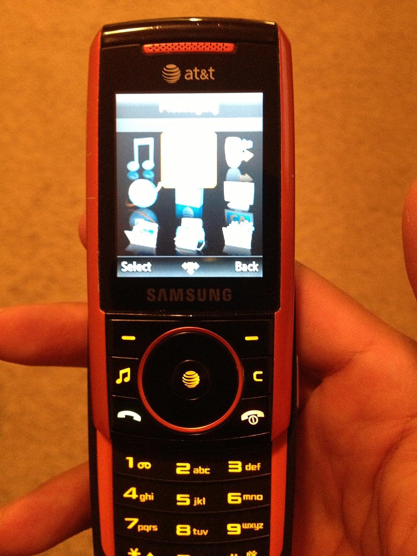Samsung SGH A737 Slide Phone ATT Amazonca Cell Phones Accessories