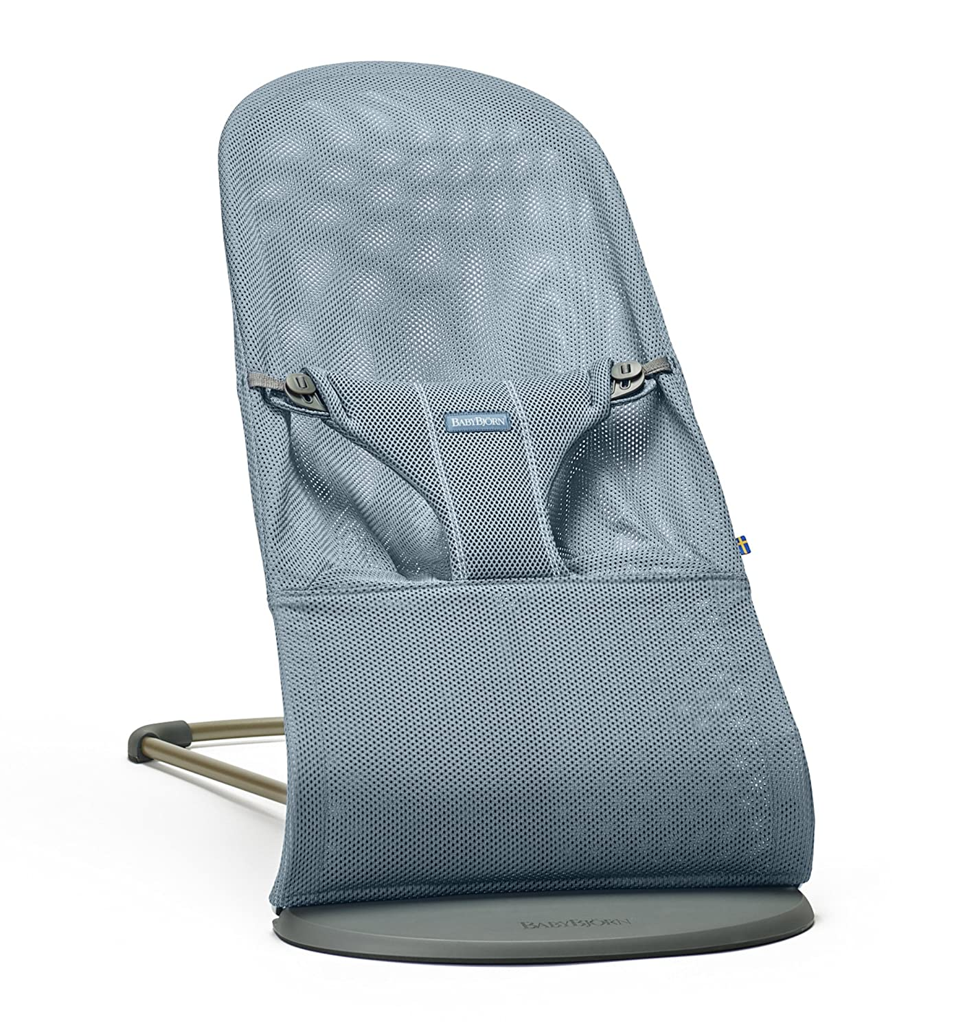 BabyBjorn Bouncer Bliss-Anthracite, Mesh 006013US