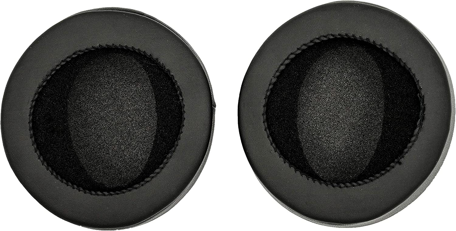 AHG Upgrade Sheepskin Replacement Ear Pads Compatible with Fostex TH-600 TH-610 TH-900//900MK2 FOSTEX T50//T40//T20RP Sheepskin Leather E-MU Teak Massdrop TH-X00 and TR-X00 and Some ZMF Headphones