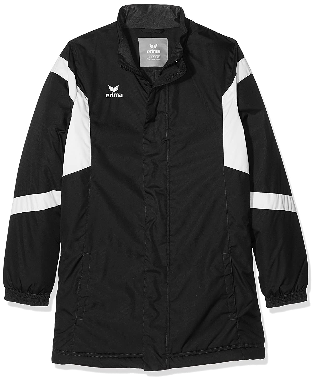 Noir Blanc FR   XS-S (Taille Fabricant   164 cm) Erima 1066 Veste Classic Team Enfant