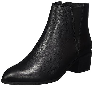 Buffalo London, Boots femme - Noir (Preto 01), 40 EU