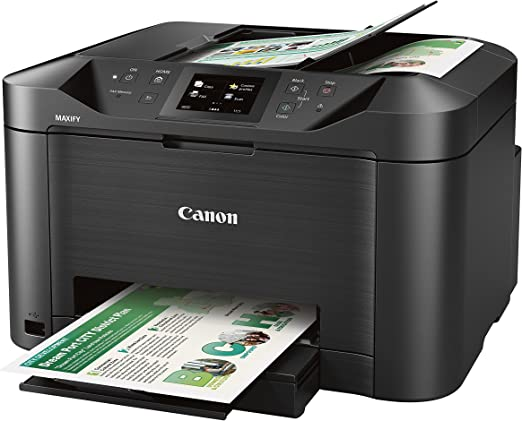 Amazon.com: Canon Office and Business MB5120 - impresora ...