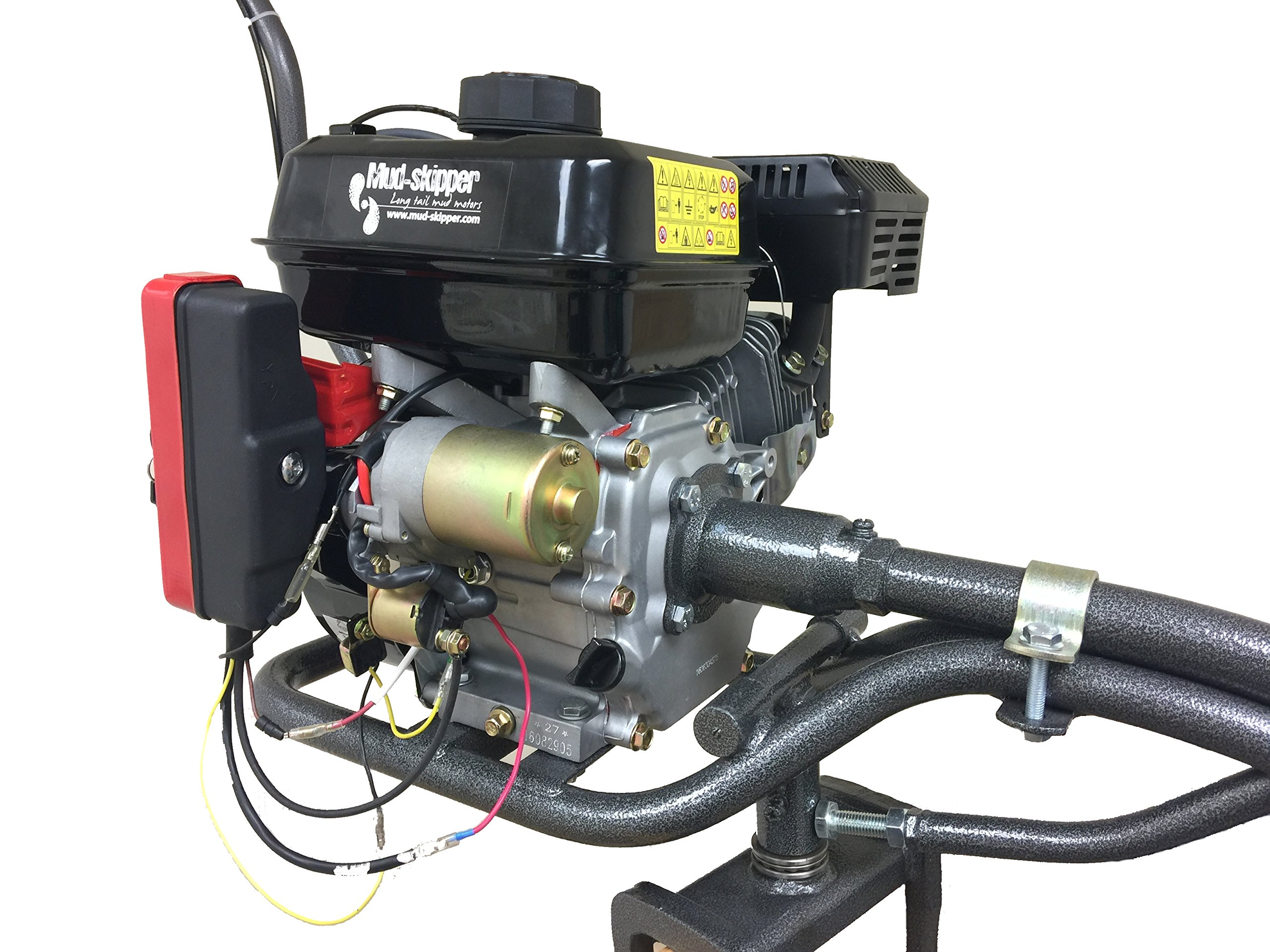 Twister - The Short Longtail Motor Kit - Includes 7HP Engine by Mud-Skipper