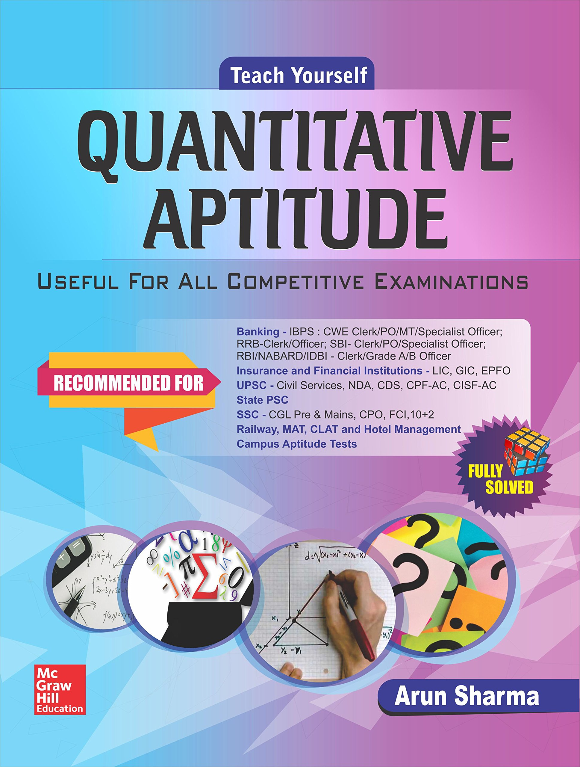 Trishna Quantitative Aptitude Book