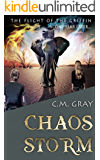 Chaos Storm (The Flight of the Griffin Book 2) (English Edition)