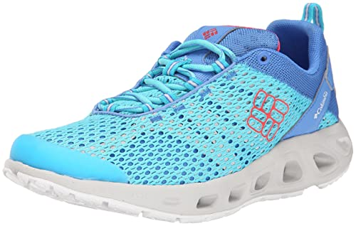 Columbia Zapatillas Outdoor Drainmaker III Azul EU 36.5: Amazon.es: Zapatos y complementos