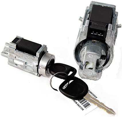 Apdty 035813 ignition lock cylinder wnew keys and passlock chip apdty 035813 ignition lock cylinder wnew keys and passlock chip fixes security light aloadofball