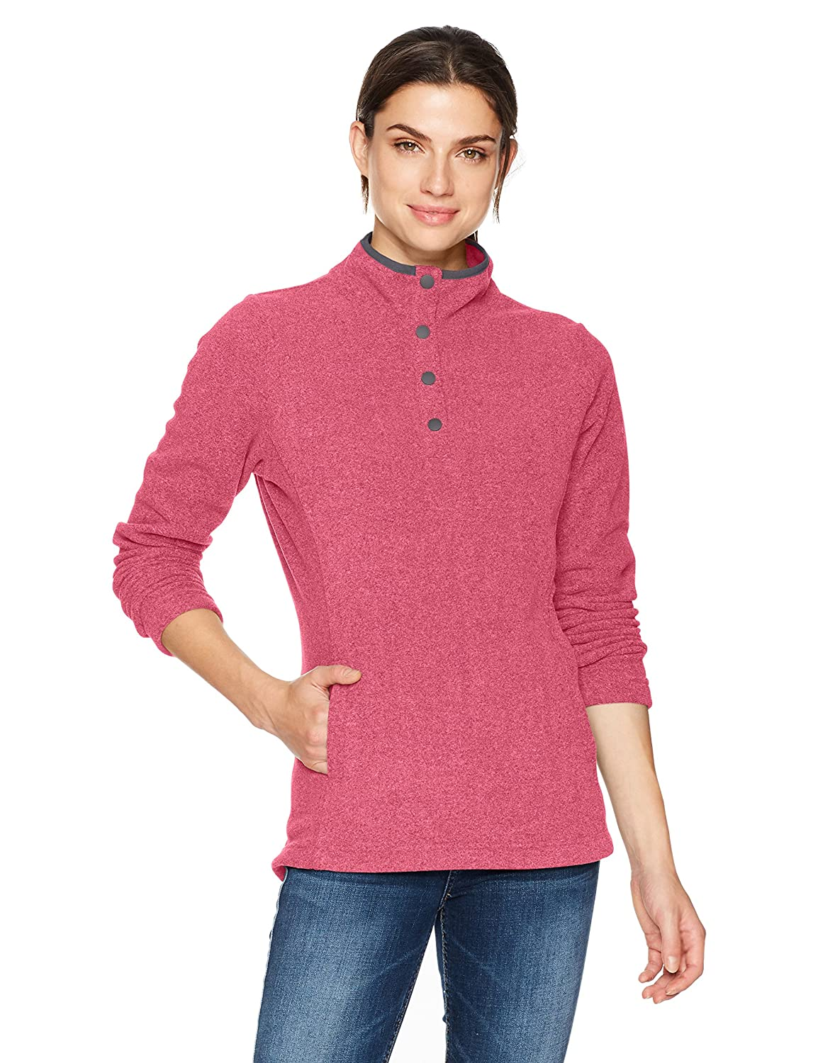 Charles River Apparel Womens Women's Bayview Fleece 5825