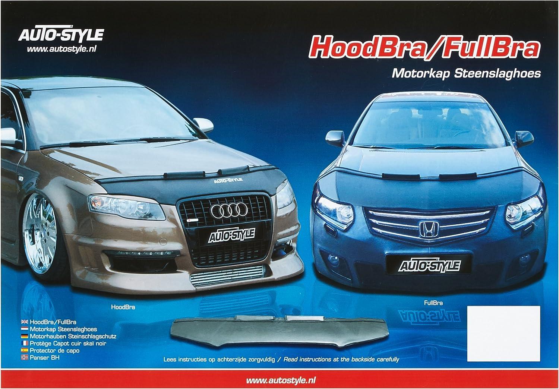 Autostyle 0836 Carbon Bonnet Stone Guard Cover