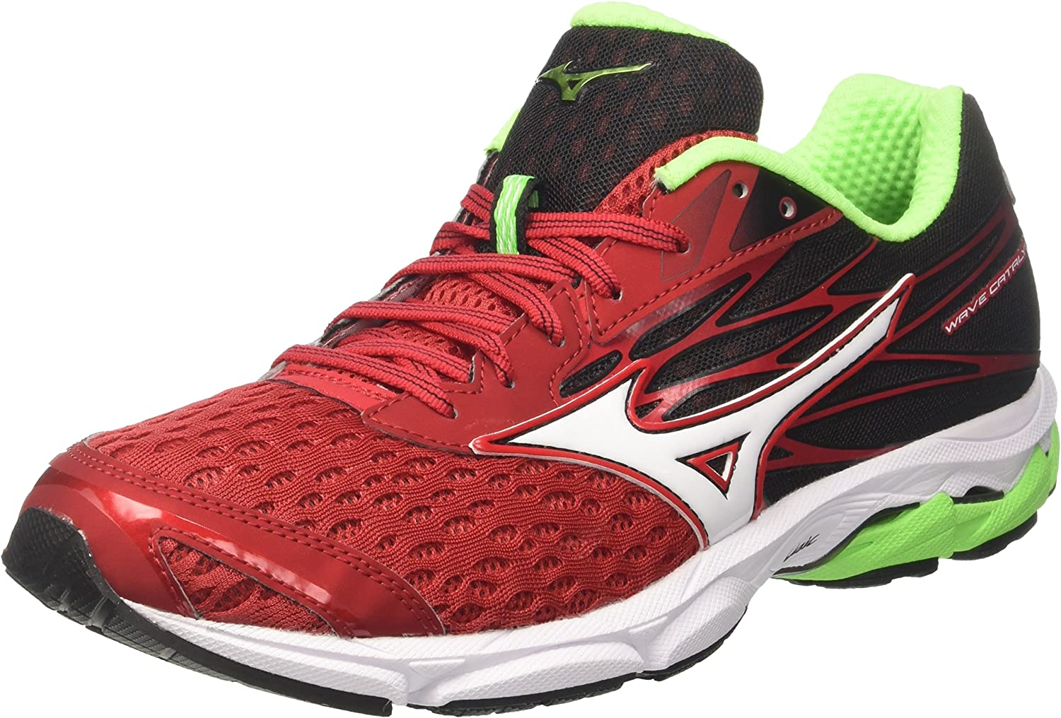 Mizuno Wave Catalyst 2, Zapatillas de Running para Hombre: Amazon ...