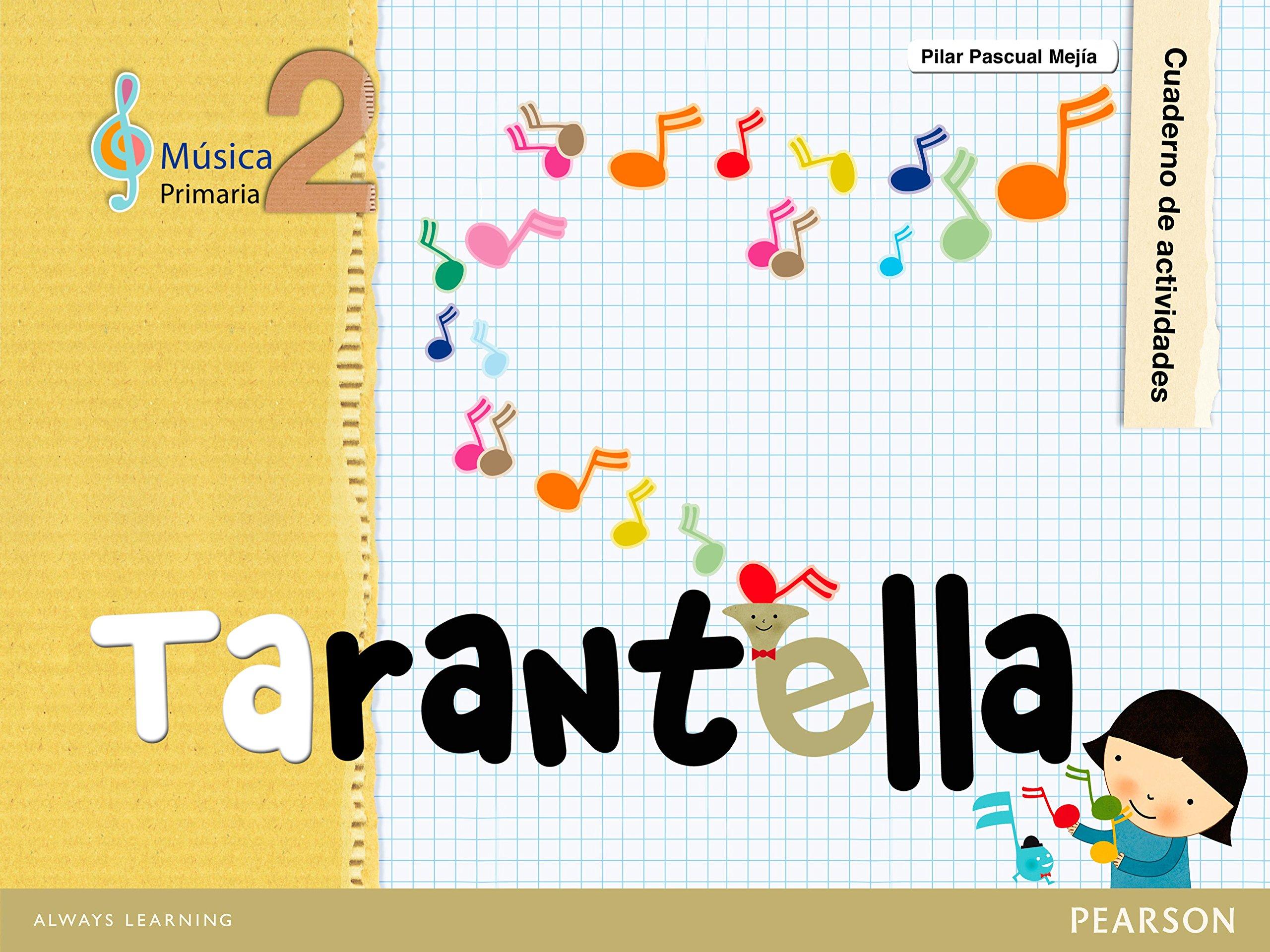 Tarantella 2 pack cuaderno actividades + 2 Audio CD - 9788420557564: Amazon.es: Pascual Mejía, Pilar: Libros