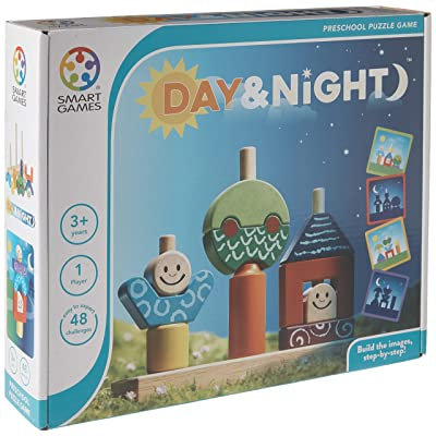 Smart Games - Ludilo Day & Night: Juguetes y juegos