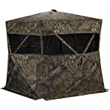Amazon Com Summit Viper 4 Person Ground Blind Realtree