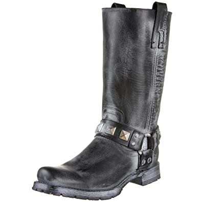 Women's Heath Studded Harness Boot