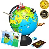 New playsmart interactive touch pad world map amazon toys shifu orboot the educational augmented reality based globe stem toy for boys gumiabroncs Gallery