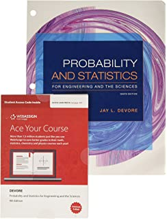 Amazon Com Probability And Statistics For Engineering And The