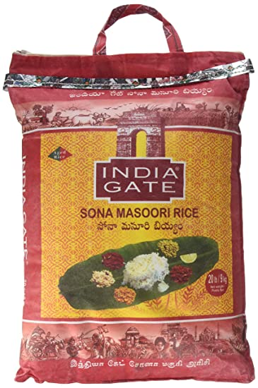 India Gate Basmati Rice Classic 10 lb Puerta de la India ...