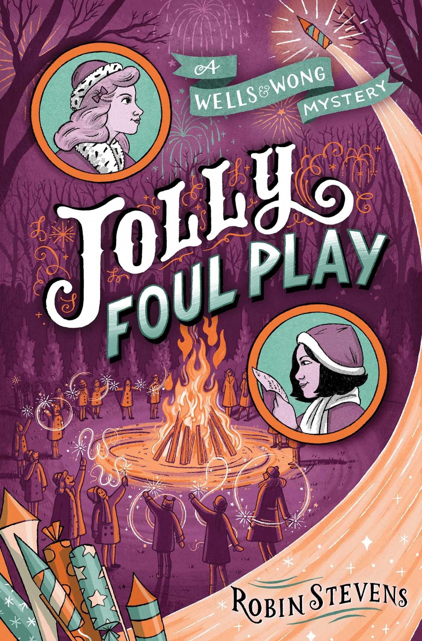 Read Online Jolly Foul Play (WELLS & WONG JOLLY FOUL) PDF
