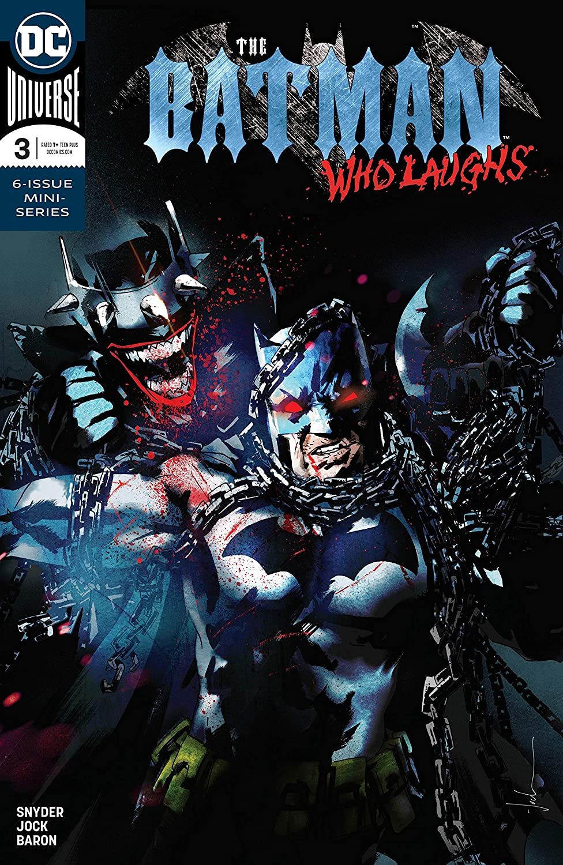 The Batman Who Laughs (2018-2019) #3 eBook: Snyder, Scott, Jock, Jock,  Jock, Baron, David: Kindle Store - Amazon.com