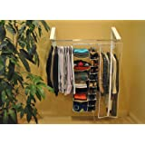 Arrow Hanger AH3X12 Quik Closet Clothes Storage System
