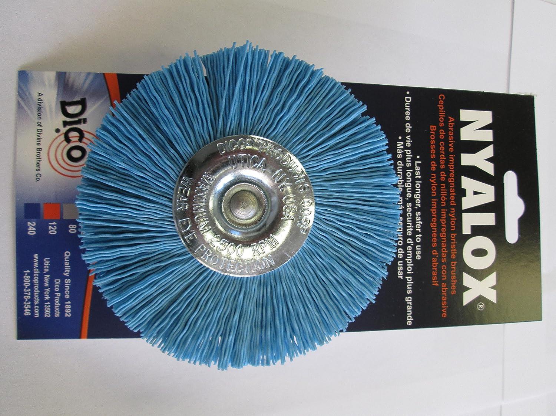 Nyalox Wheel Brush Dico 7200042