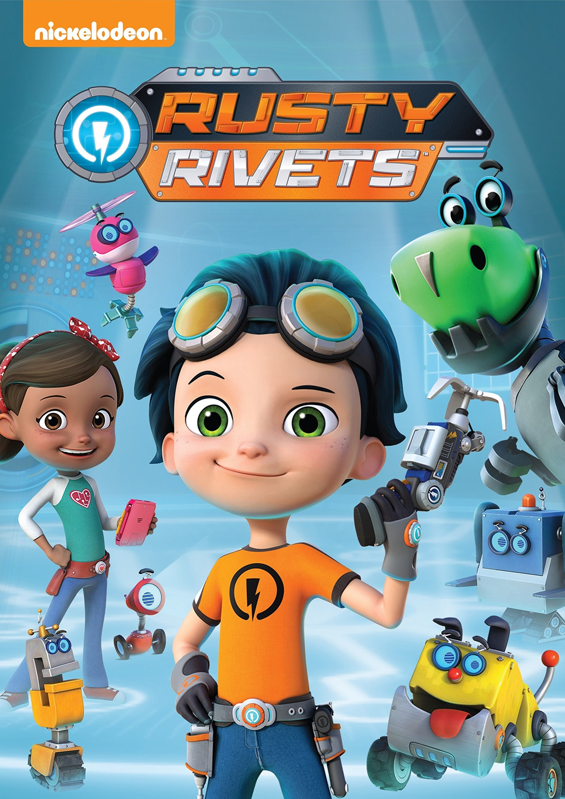 DVD : Rusty Rivets (2 Pack, Amaray Case, Widescreen, O-Card Packaging, Dolby)