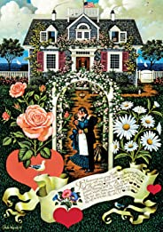 Buffalo Games - Charles Wysocki - Home is My Sailor - 300 Large Piece Jigsaw Puzzle