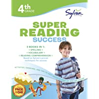 4th Grade Super Reading Success: Activities, Exercises, and Tips to Help Catch Up, Keep Up, and Get Ahead