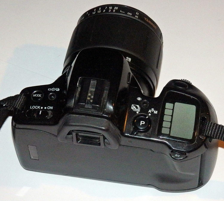 MINOLTA DYNAX 500si, Incluye LLL Tamron AF Zoom - Objetivo (28-80 ...