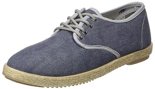 Springfield Yute Washed Cordones, Zapatillas para Hombre: Amazon.es: Zapatos y complementos