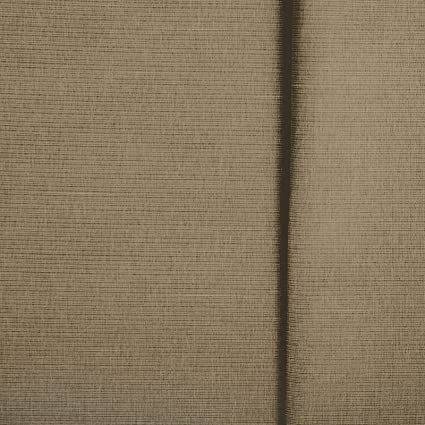 Amazon.com: Sisal café neutro sólido textura tela de ...