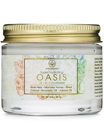 Natural facial moisterizer
