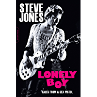 Lonely Boy: Tales from a Sex Pistol book cover