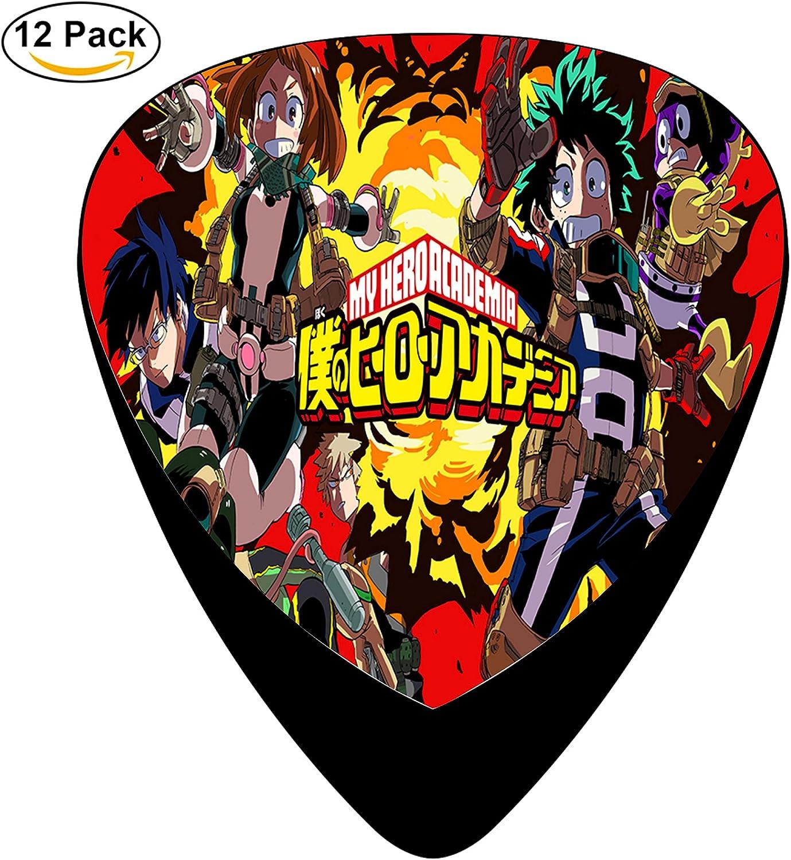 Izuku midoriya My Hero Academia Púas de guitarra púa para guitarra ...