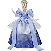 Disney Princess E9043 Style Series Holiday Style Cinderella, Christmas 2020 Fashion Collector Doll with Accessories, Toy…