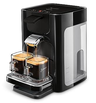 Philips HD7865 60 Senseo Quadrante Kaffeepadmaschine Edelstahl 12 Unknown Modifier Schwarz