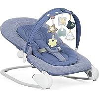 Chicco Hoopla Transat  - Hamaca para bebé, azul