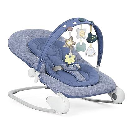 f9e888042 Chicco Hoopla Transat - Hamaca para bebé, azul: Amazon.es: Bebé