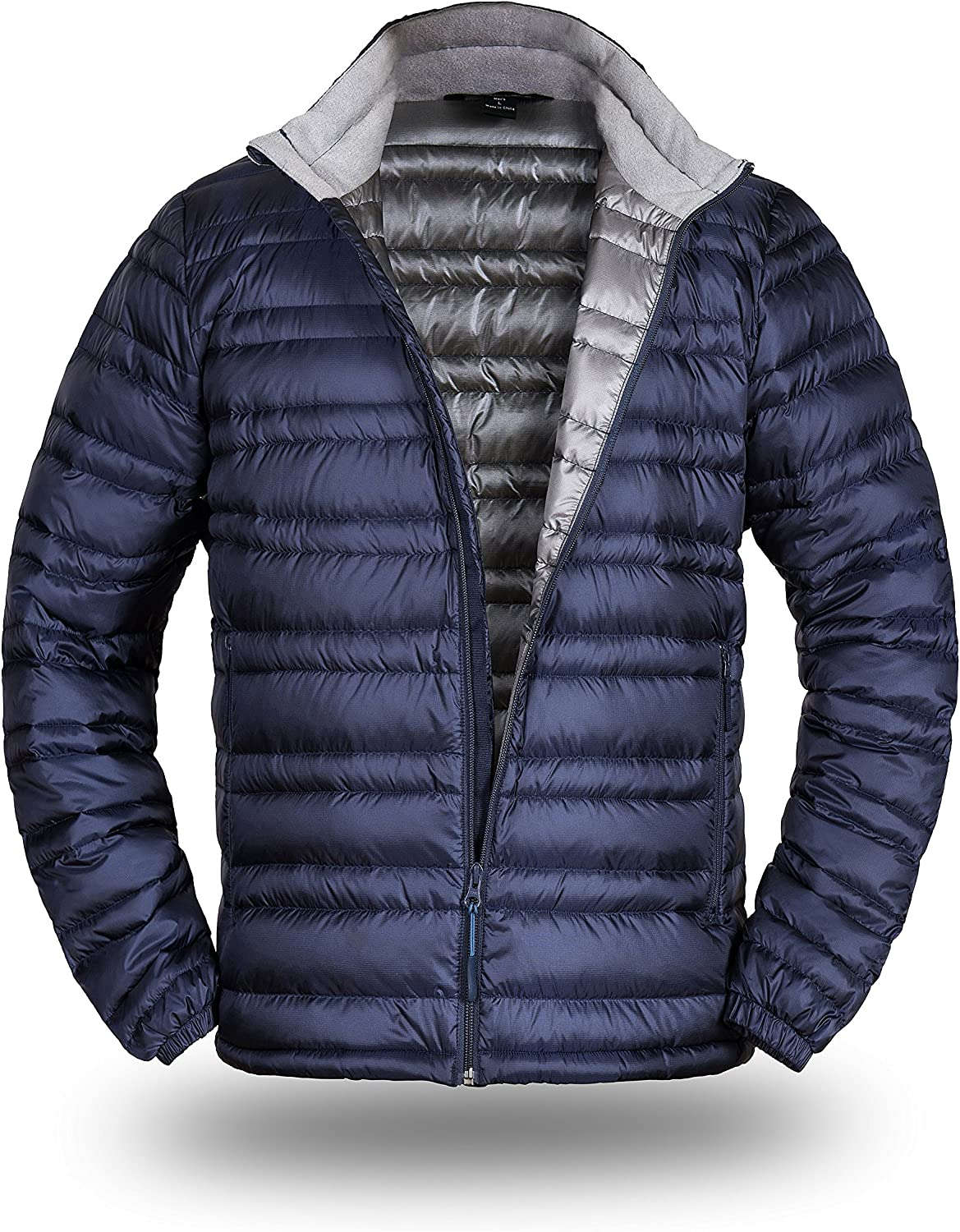 Cordillera Men's Lightweight Down Jacket Deep Blue eVwKC