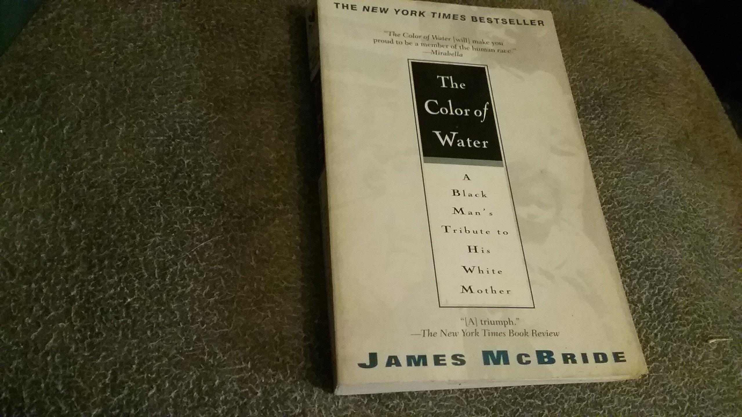 Amazon.it: The Color of Water - James McBride - Libri