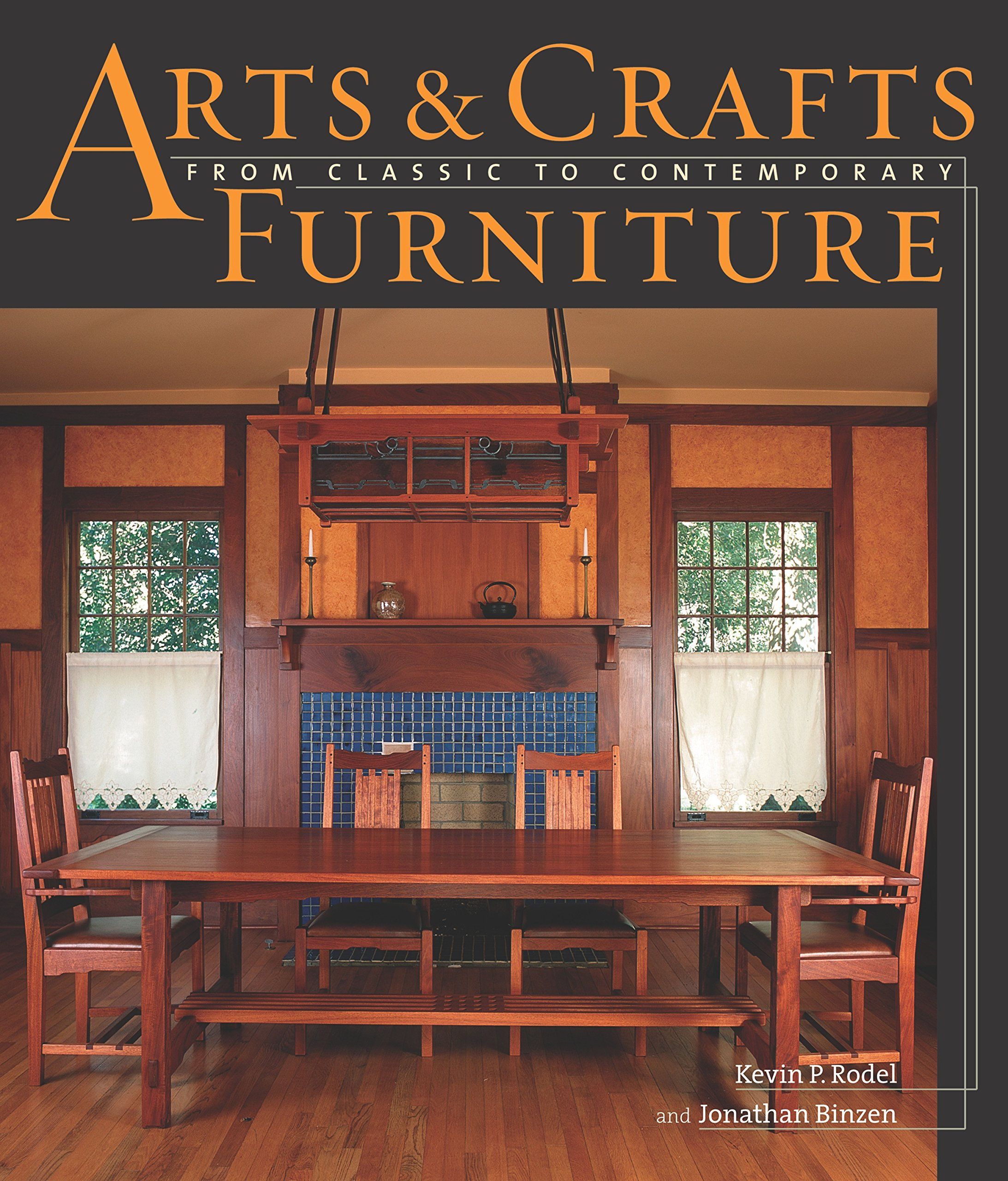 Arts Crafts Furniture From Classic To Contemporary Kevin Rodel