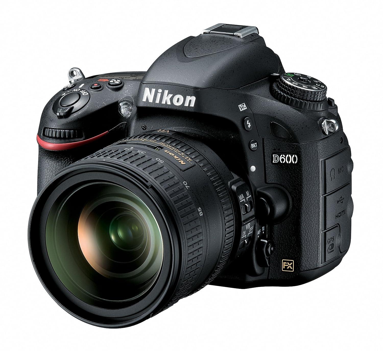 Camera List Of Nikon Full Frame Dslr Cameras amazon com nikon d600 24 3 mp cmos fx format digital slr camera old model photo